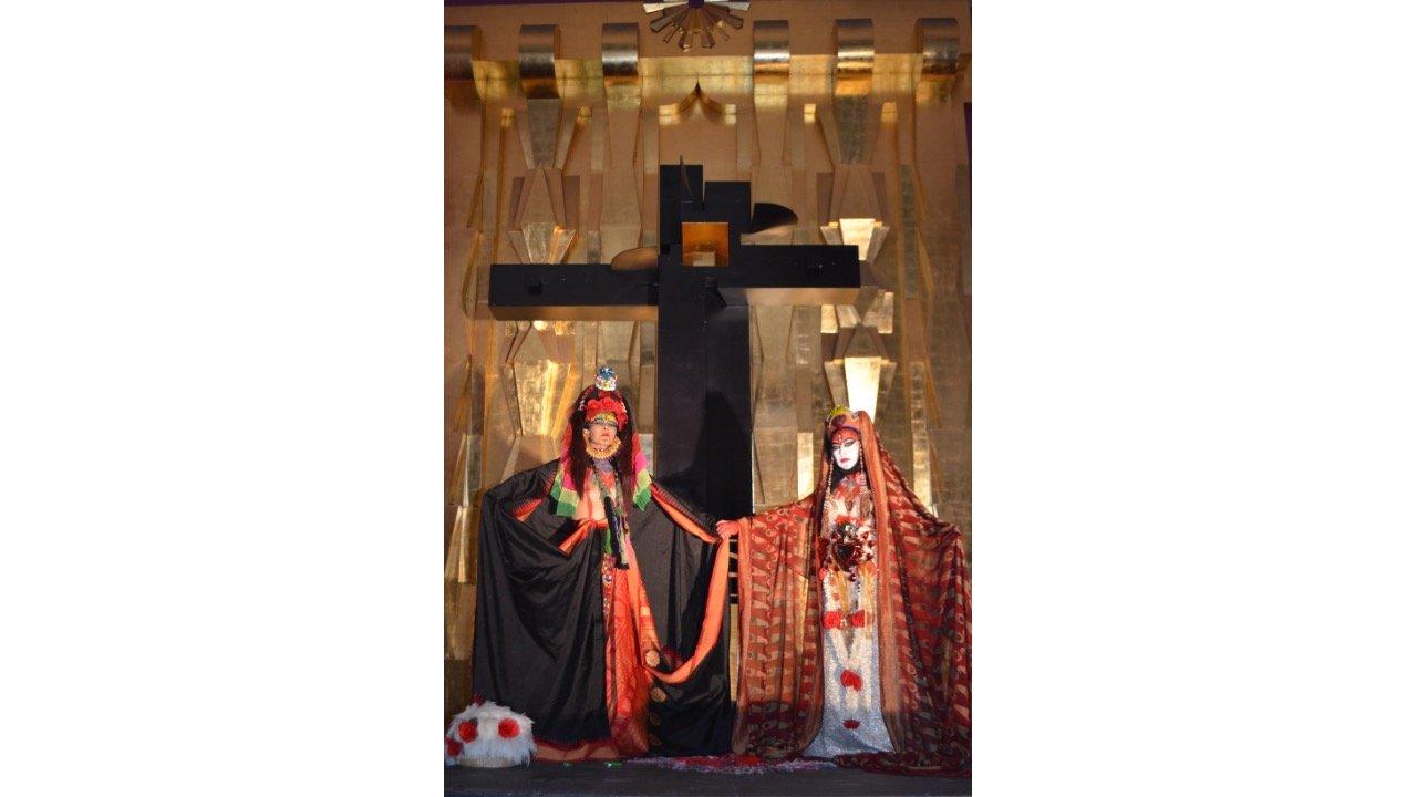 Two Madonnas