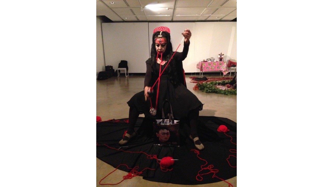 Black Madonna UOW