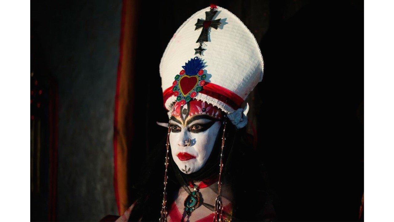 Rakini Devi New York Female Pope